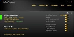 Norton Security Deluxe Ekran Görüntüsü