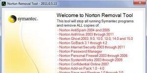 Norton Kald�rma Arac� Ekran G�r�nt�s�