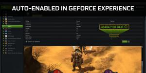 Nvidia GeForce Driver Ekran Görüntüsü