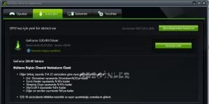 NVIDIA GeForce Experience Ekran G�r�nt�s�
