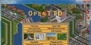 OpenTTD Ekran Görüntüsü