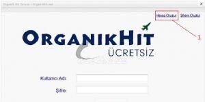 OrganikHit Ekran Görüntüsü