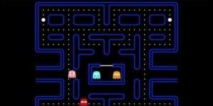 Pacman Ekran Görüntüsü