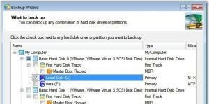 Paragon Backup & Recovery Free Edition Ekran G�r�nt�s�