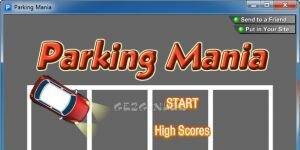 Parking Mania Ekran G�r�nt�s�