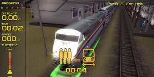 Passenger Train Simulator Ekran G�r�nt�s�