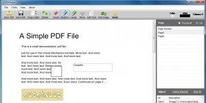 PDF Eraser Ekran Görüntüsü
