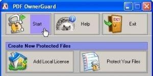 PDF OwnerGuard Personal Ekran G�r�nt�s�