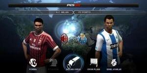 PES Pro Evolution Soccer 2012 Ekran G�r�nt�s�