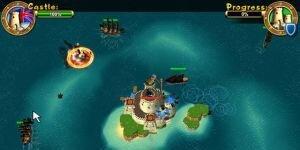 Pirates: Battle for the Caribbean Ekran G�r�nt�s�