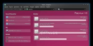 Pisi Linux Ekran Görüntüsü