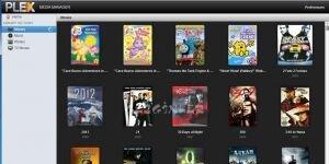 Plex Media Server Ekran Görüntüsü