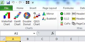 PlusX Excel Add-In Ekran G�r�nt�s�