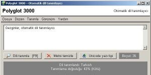 Polyglot 3000 Ekran Görüntüsü