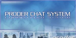 PRODER Chat Sistemi Ekran G�r�nt�s�