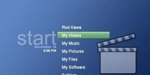 PS3 Media Center X Ekran Görüntüsü