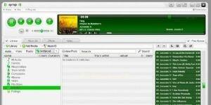 QMP Quintessential Player Ekran Görüntüsü