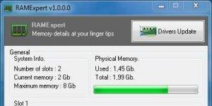 RAMExpert Ekran Görüntüsü