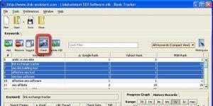 Rank Tracker Ekran G�r�nt�s�