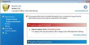 Registry Life Ekran G�r�nt�s�