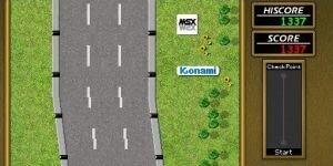 Road Fighter Ekran Görüntüsü