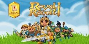 Royal Revolt! Ekran Görüntüsü