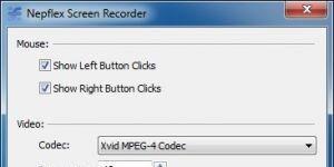 Rylstim Screen Recorder Ekran G�r�nt�s�