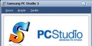 Samsung New PC Studio Ekran Grnts