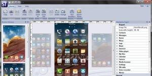 Samsung Theme Designer Ekran G�r�nt�s�