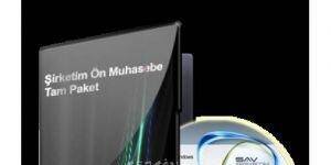 Sav �irketim �n Muhasebe Program� - Tam Paket Ekran G�r�nt�s�