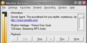 Screamer Radio Ekran Görüntüsü
