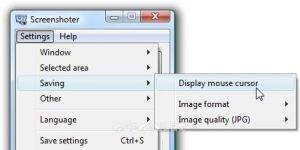 Screenshoter Ekran Görüntüsü