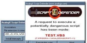 Script Defender Ekran Görüntüsü
