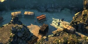 Shadow Tactics: Blades of the Shogun Ekran Görüntüsü