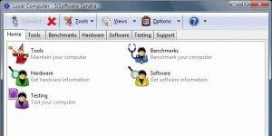 SiSoftware Sandra Lite Ekran G�r�nt�s�