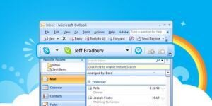 Skype E-posta Ara� �ubu�u Ekran G�r�nt�s�