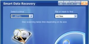 Smart Data Recovery Ekran G�r�nt�s�