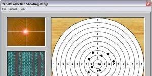 SoftCollection Shooting-Range Ekran Görüntüsü