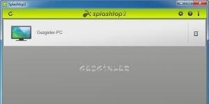 Splashtop Remote Ekran Görüntüsü