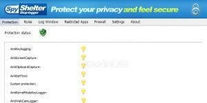 SpyShelter Personal Free Ekran Görüntüsü