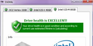 SSDlife Free Ekran Görüntüsü