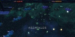 Star Warship Ekran G�r�nt�s�