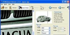 STOIK Smart Resizer Ekran Görüntüsü
