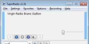 TapinRadio Ekran G�r�nt�s�
