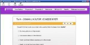 Tarih S�nav Bankas�-2 Ekran G�r�nt�s�