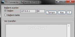 TD Connector Ekran G�r�nt�s�