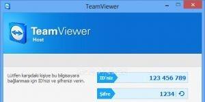 TeamViewer Host Ekran G�r�nt�s�