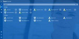 TeamViewer: Remote Control Ekran Görüntüsü
