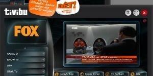 Tivibu Ekran G�r�nt�s�