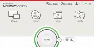 Trend Micro Maximum Security Ekran Görüntüsü